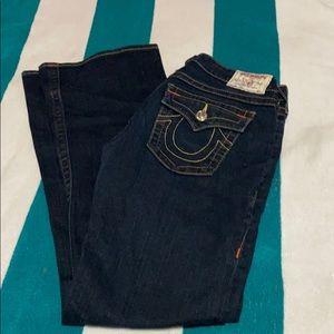 True religion jeans size 29x32